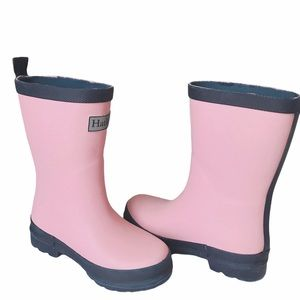 HATLEY Girls' Pink Rain Boots